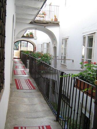 Austria Classic Hotel Wolfinger: un interno