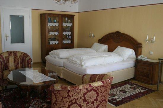 Austria Classic Hotel Wolfinger : la nostra camera