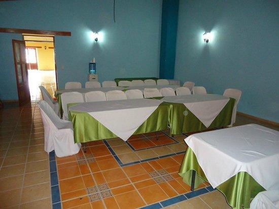 Hotel Antigua Comayagua : Salon de Reuniones