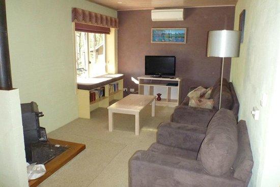 Kianinny Resort: Living area