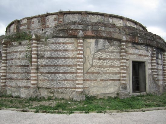 San Prisco, Italia: Carceri Vecchie