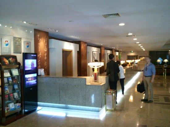Zhejiang Narada Grand Hotel: Lobby
