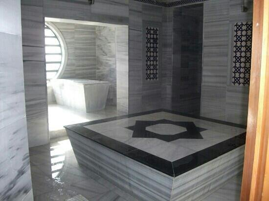 Limak Lara De Luxe Hotel&Resort: turkish bath