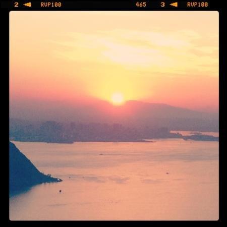 Parque da Cidade: Por do sol!