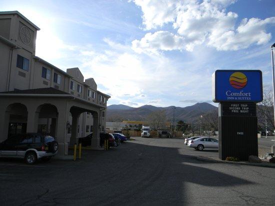 Comfort Inn & Suites Los Alamos: Comfort Inn