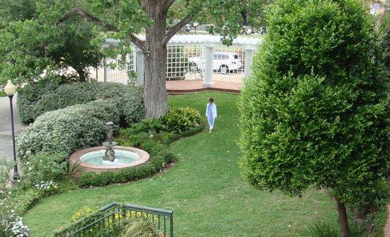 Ant Street Inn: The beautiful wedding grounds