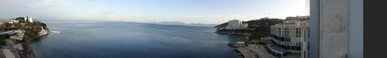 Charisma Deluxe Hotel: mar Egeo