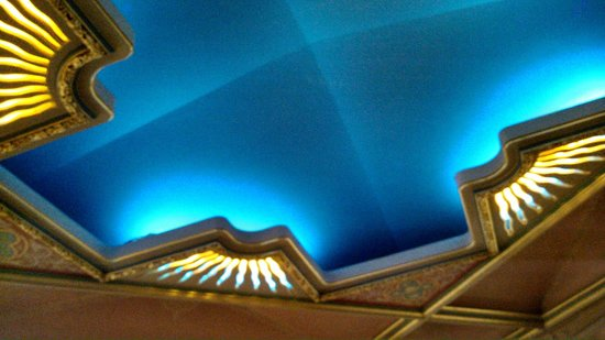 Chicago Temple: Sky Canopy of Sky Chapel