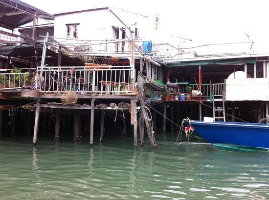 Tai O: Stilts through the fisherman village