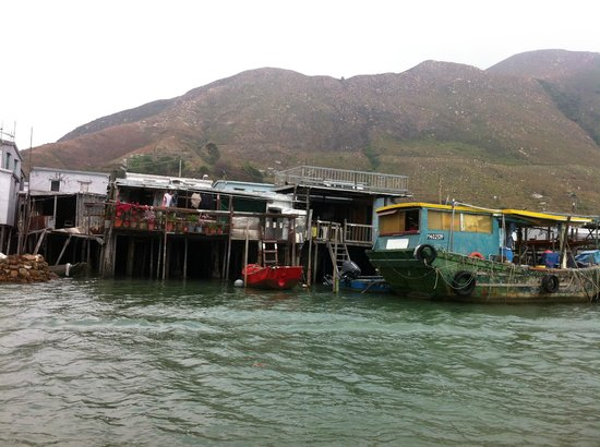 Tai O: Stilts through the fisherman village