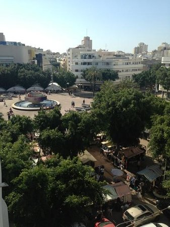 Center Chic Hotel Tel Aviv - an Atlas Boutique Hotel: see from room
