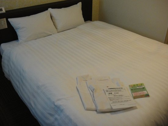 Hotel Wing International Shonan Fujisawa : 寝室