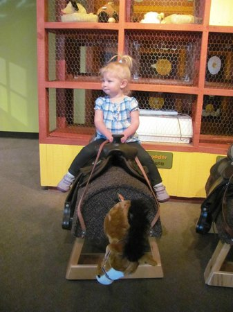 McKenna Children's Museum: New Braunfels children museum