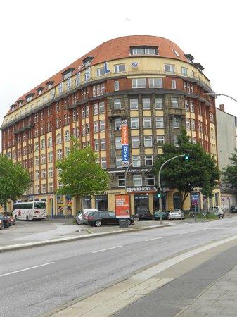 A&O Hamburg Hauptbahnhof: Hotel