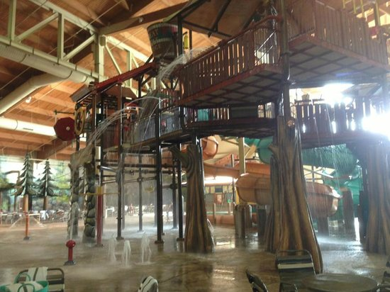 Great Wolf Lodge Concord: Kids water park