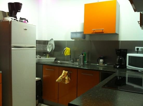 Hostelscat BCN: cocina