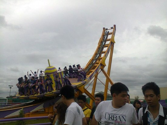 one of the rides in EK