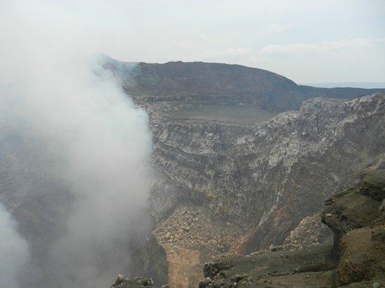 Masaya Volcano National Park: Volcan Masaya Crater