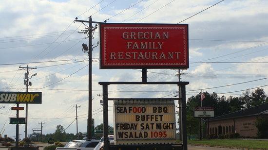 Grecian Family Restaurant