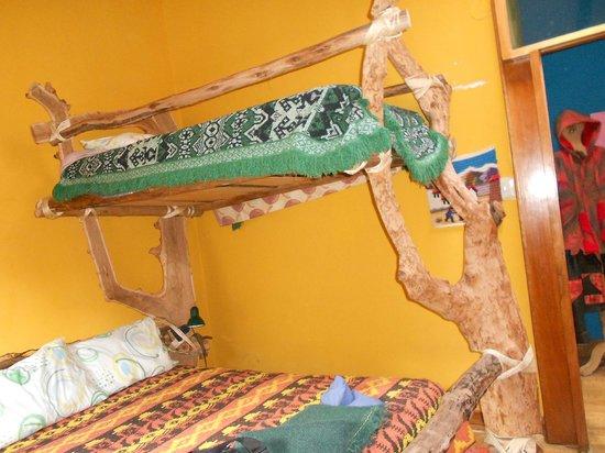 Casa de Wow!!!: Funky Treehouse Style Bunkbed