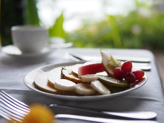 Whitsunday Moorings Bed and Breakfast: breakfast