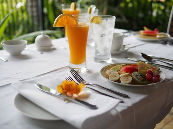 Whitsunday Moorings Bed and Breakfast: breakfasts