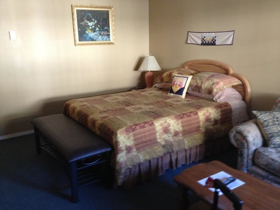 Park Motel: Best beds in Hope