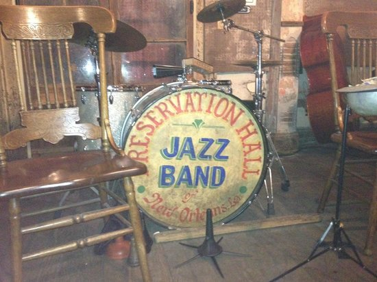 Preservation Hall: Great music