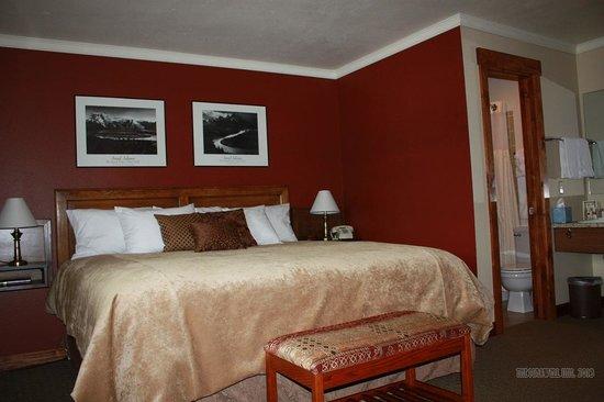 The Maxwell Inn: Room 8