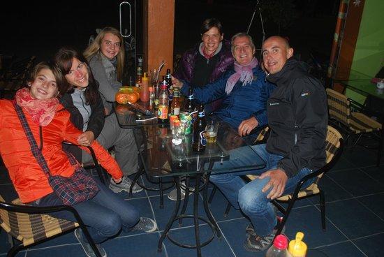 My Way Cafe & Restaurant : Family