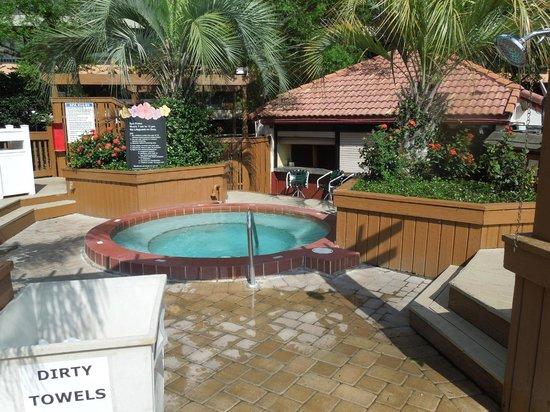 Orlando Metropolitan Resort: Jacuzzi