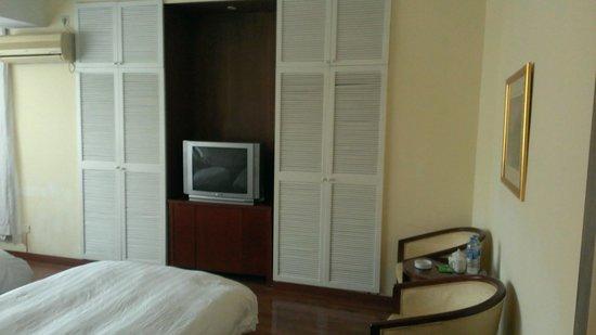 Rayfont Hongqiao Hotel & Apartments Shanghai: 部屋