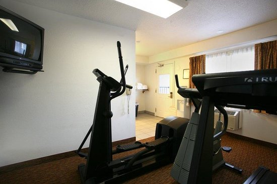 San Mateo SFO Airport Hotel: fitness center
