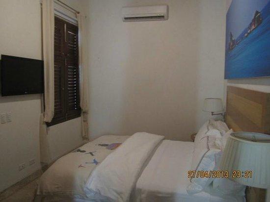 Hotel Santo Toribio: Bedroom
