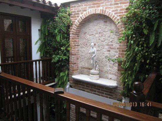 Hotel Santo Toribio: Second floor