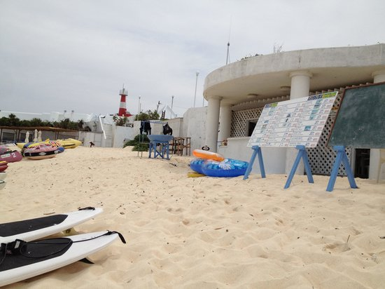 Pricia Resort Yoron: ビーチの皆さんも親切