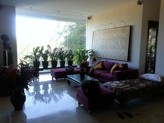 Bali Mystique Hotel and Apartments: Lounge