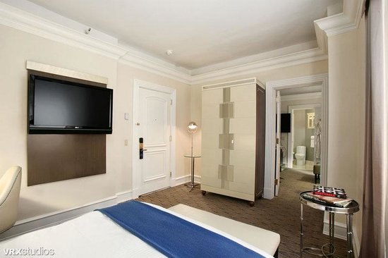 Carlton Hotel, Autograph Collection: Deluxe Suite Queen