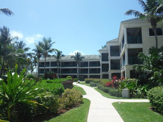 The Sands at Grace Bay: From left to right: buildings #6,5,4,3