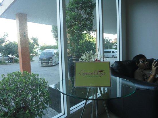 Hotel Selection Pattaya : lobby
