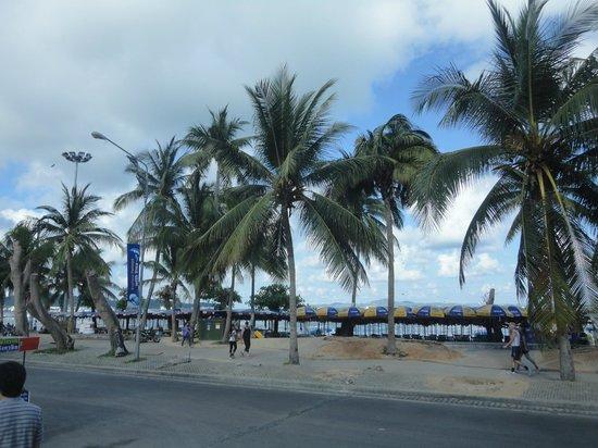 Hotel Selection Pattaya : beach view