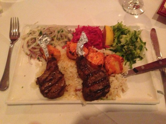 Turkish Grill: not good not bad