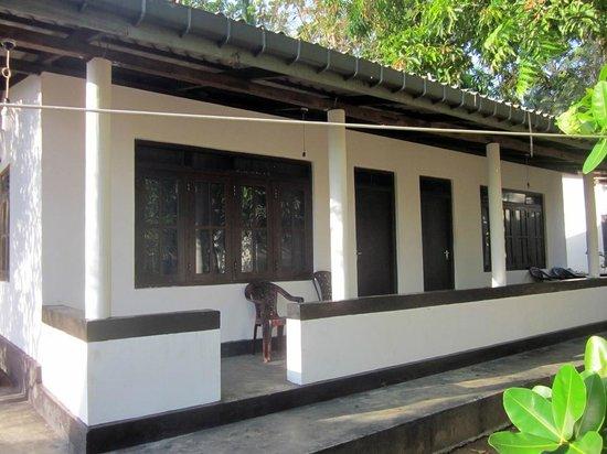 Lakmini Lodge & Restaurant: Le stanze più nuove