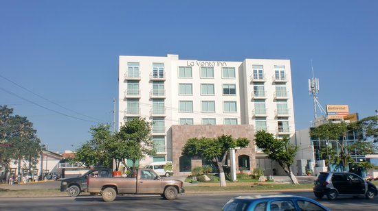 La Venta Inn Hotel : Feb.2013