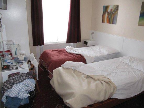 Melbourne House Hotel: camera