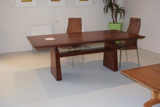 John Streater Fine Furniture Gallery: Jarrah Table