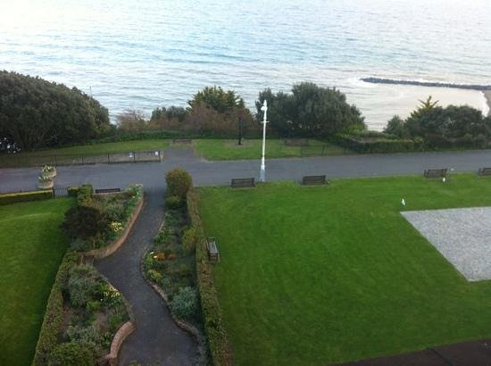 Best Western Clifton Hotel: view from room 411