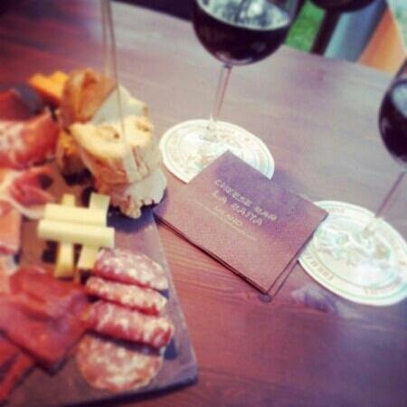 La Baita del Formaggio: Ottima crema al gorgonzola e champagne!