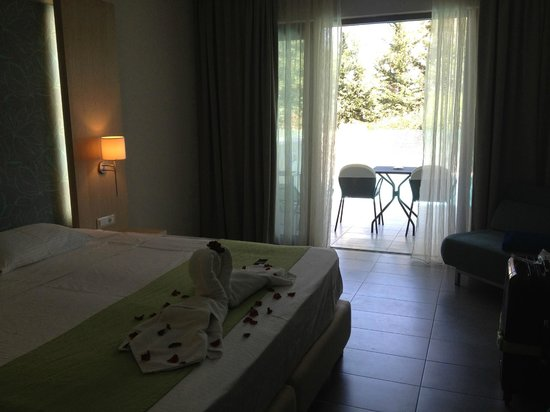 Castello Boutique Resort & Spa: Our room at the end of the holiday, lovely and big and spotless