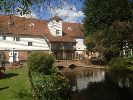Radlett, UK: mill